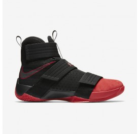 LeBron Soldier 10 SFG -RED TOE