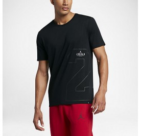 MENS JORDAN FRONT 2 BACK T-SHIRT