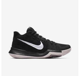 "KYRIE 3 "" BLACK / SILT RED /SUEDE """