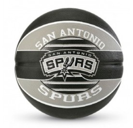 SPALDING 7 BALL NBA TEAM SPUR