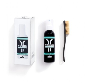 Y.A.S Fragrance Shoes Cleaner (60ml)-Green tea
