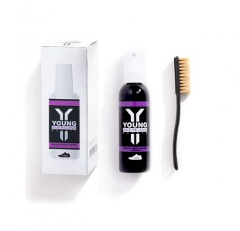 Y.A.S Fragrance Shoes Cleaner (135ml)-Lavender