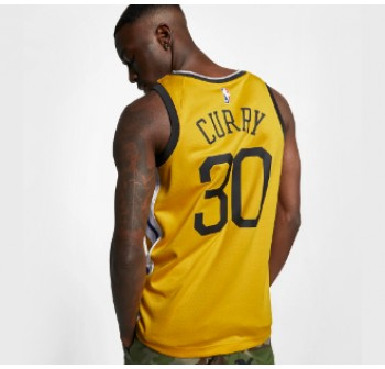 new arrival 28d6e 355f0 Stephen Curry Earned City Edition Swingman (Golden State ...