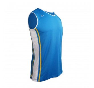 HOOPS BRAVE ( JUNIOR ) BLUE/WHITE/YELLOW