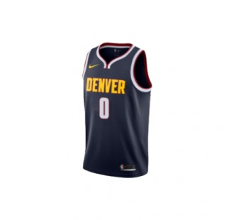 Iasiah Thomas Denver Nugget Icon Edition Swingman Jersey
