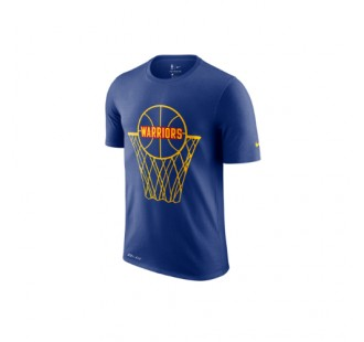 Nike Dri Fit - Golden State Warriors Logo Classic Edition Tee