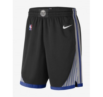 Warriors City Edition Nike NBA Swingman Shorts